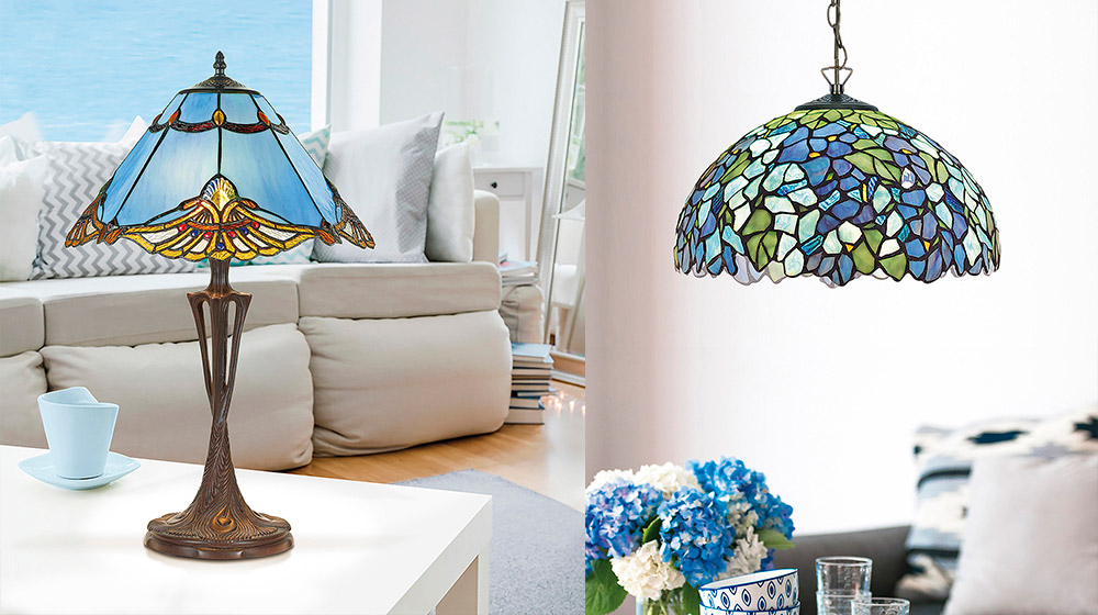 Lampes tiffany acheter at boutique en ligne tiffany home