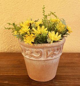 florero-mediano-ceramica-flores-amarillas