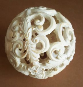 boule decorative - bola decorativa 10cm diam